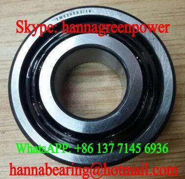 TM6205X3/19 Automotive Deep Groove Ball Bearing