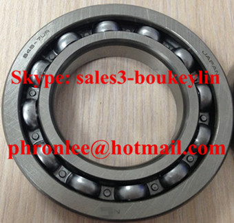 B49-7UR Deep Groove Ball Bearing 49x87x14mm