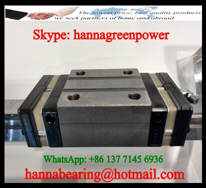 SAH20BNH Linear Guide Block 20x44x30mm