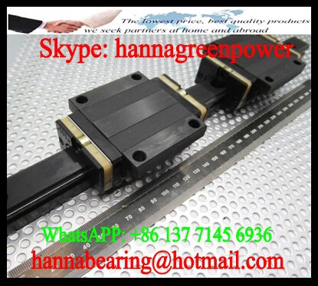 LAH25GM Linear Guide Block 23x70x36mm
