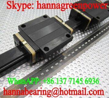 LH25EM Linear Guide Block 23x70x36mm