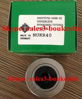 NUKR62 Stud Type Track Rollers 24x62x80mm