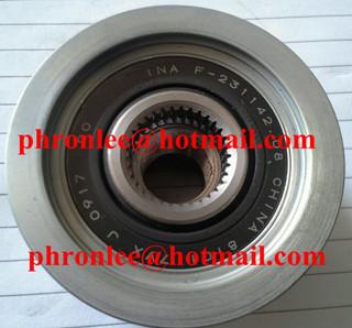 F-231142.08 Freewheel Clutch Alternator