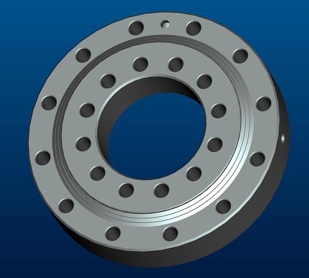 SD.234.14.00.D.1 bearing 234x124.5x35 mm