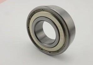 F619/6-Z deep groove ball bearings 6x15x5