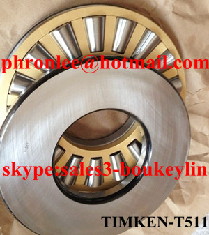 T511A Tapered Roller Thrust Bearing 128.588x266.7x58.738mm