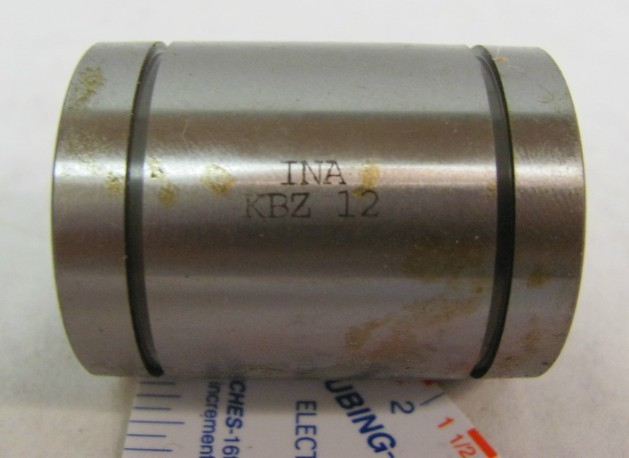 KBZ12-OP linear bearings