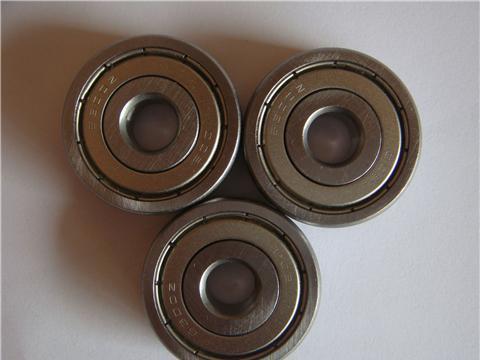 6218ZZ Deep Groove Ball Bearing 90x160x30mm