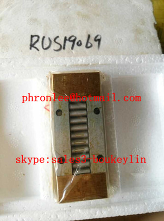 RUS19069 Linear roller bearing 27x75x19mm