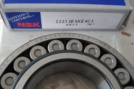 NU2211E Bearing 55x100x25mm