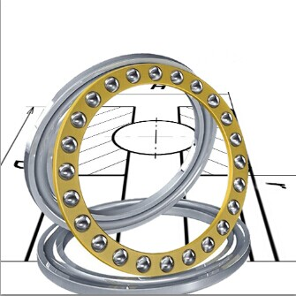 51134M Thrust Ball Bearing