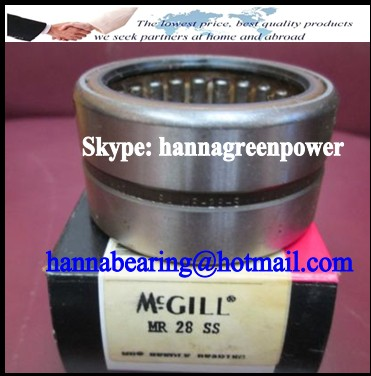 NCS-2820 Inch Needle Roller Bearing 44.45x58.74x31.75mm