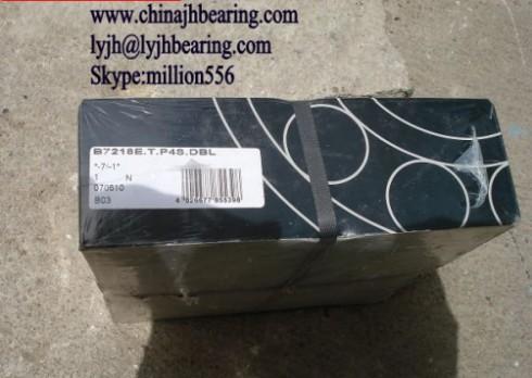 B7218-E-T-P4S-DBL bearing 90x160x30mm