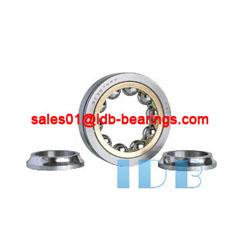 QJ 206M Angular Contact Ball Bearing 30X62X16MM