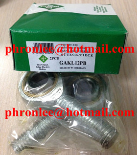 GAKL6-PB Rod Ends 6x20x46mm