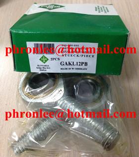GAKR12-PB Rod Ends 12x32x70mm