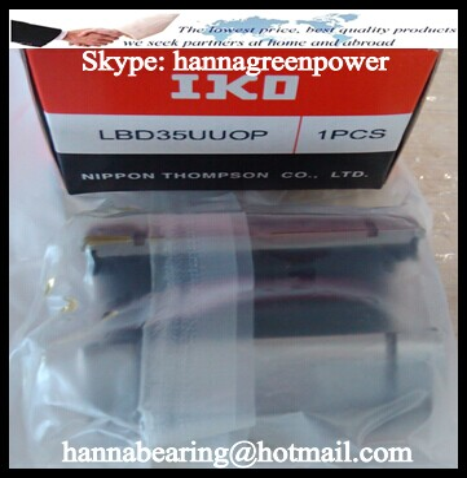 LBD 13 UU OP Linear Ball Bearing 13x23x32mm