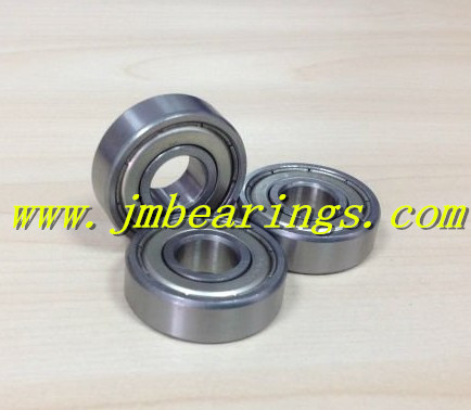 JMZC /63701X3 open deep groove ball bearings 12×17×4.5 mm