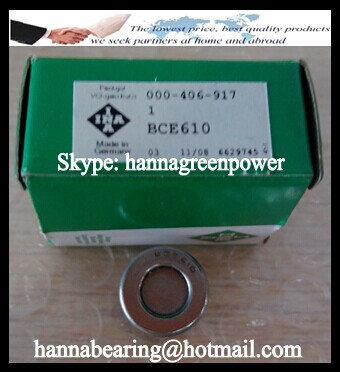 BCE1010 Closed End Needle Roller Bearing 15.875x20.638x15.875mm