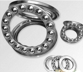 51316 Thrust Ball Bearings 80x140x44mm