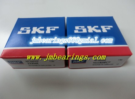 Taper Roller Bearing NJ2304 20x52x21 mm