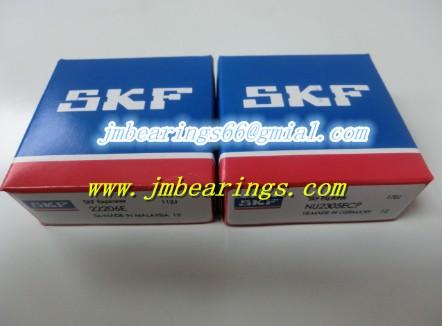 Taper Roller Bearing NU205 25x52x15 mm