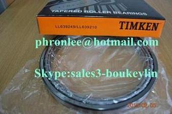 LL 639249/LL 639210 Inch Tapered Roller Bearings 69.85X241.300 X23.017mm