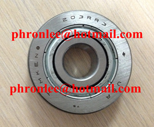 207-NPP-B Self-aligning Deep Groove Ball Bearing 35x72x17mm