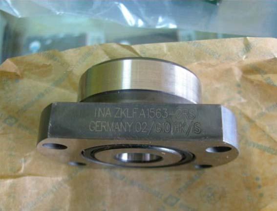 ZKLFA1563-2RS Two Side Cut Flange Ball Bearings