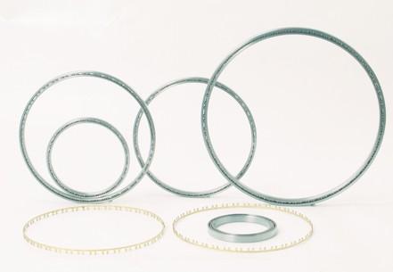 KF042AR0 Thin-section Angular contact Ball bearing