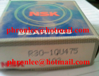 R30-10 Tapered Roller Bearing 30x62x17.25mm