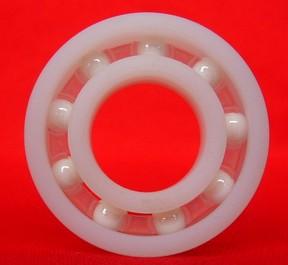PEEK 688 plastic bearing 8x16x4mm