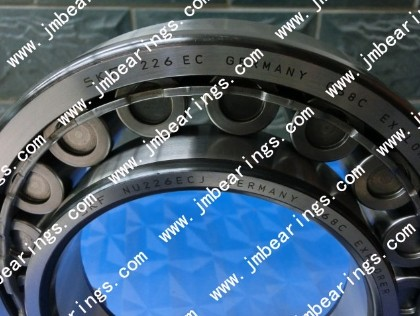 NJ203 cylindrical roller bearing 17x40x20mm