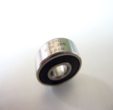 608-2RS Bearing 8x22x7mm