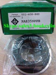 Radial insert ball bearings RAE35-NPP-B 35x72x39mm