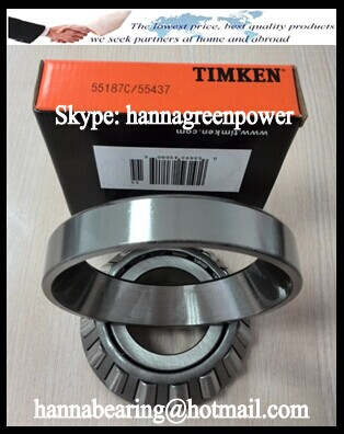 NEW TIMKEN 55437 TAPERED ROLLER BEARING OUTER CUP