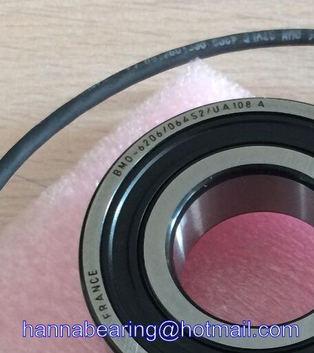 BMO-6206/064S2/UA108A Motor Sensor Bearing 30x62x16mm