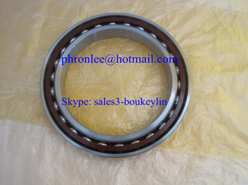 B7017-C-T-P4S spindle bearing 85x130x22mm