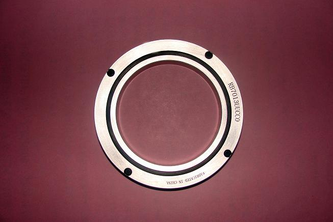 XRA9008 Thin-section Crossed Roller Bearing Size:90x106x8mm