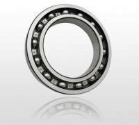 87016 Inch Series Deep Groove Ball Bearing