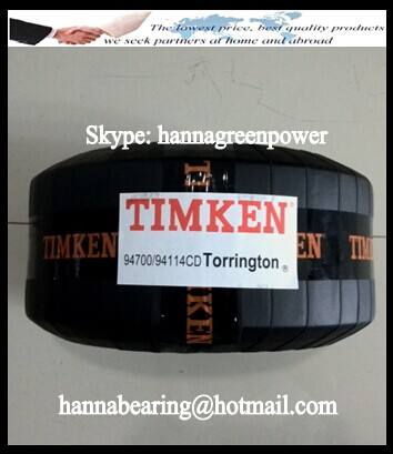 94700/94114CD Double Row Taper Roller Bearing 177.8x288.925x142.875mm
