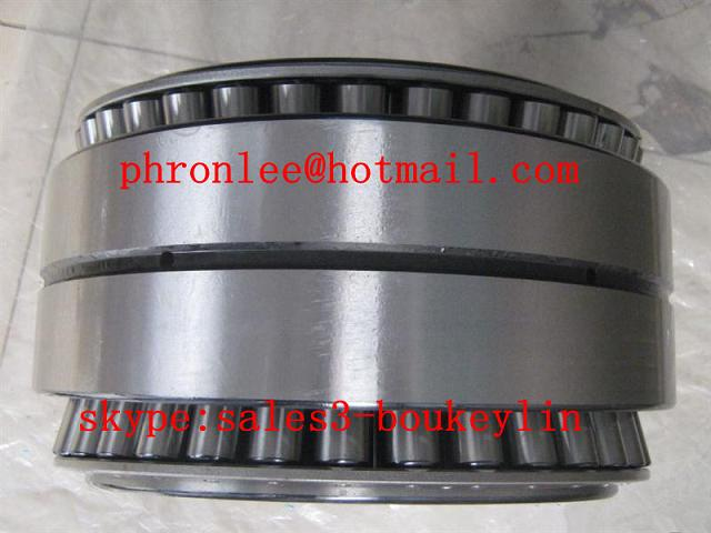 767D 90186 tapered roller bearing double cone assembly