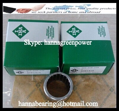 SCE3616 Open End Needle Roller Bearing 57.15x66.675x25.4mm