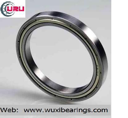5207 Thin Section Bearing 35x72x27mm