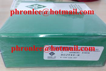 RCJY15 Four-bolt Flanged Housing Units 15x76x32.9mm