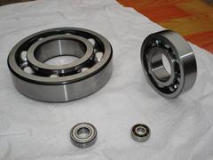 6017-2RS bearing