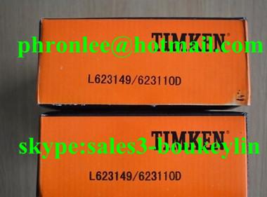 L225849/L225812D tapered roller bearing 127.000x169.975x49.212mm