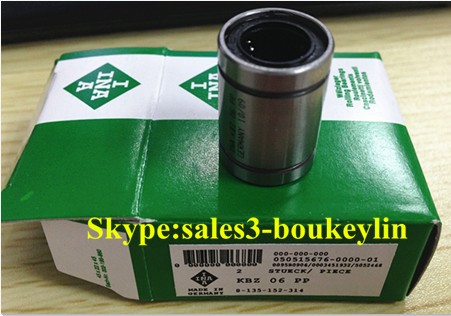 KBZ06-PP Linear Ball Bearings 9.525x15.875x22.225mm