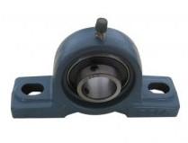 UELP207 pillow bock bearing 35x51.1x167mm