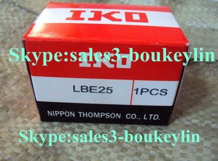 LBE 25 Linear Bushing Bearings 25x40x58mm